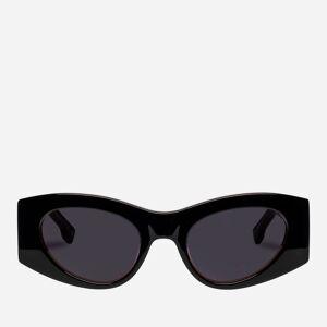 Le Specs Women's Extempore Sunglasses - Black/Honey Tort