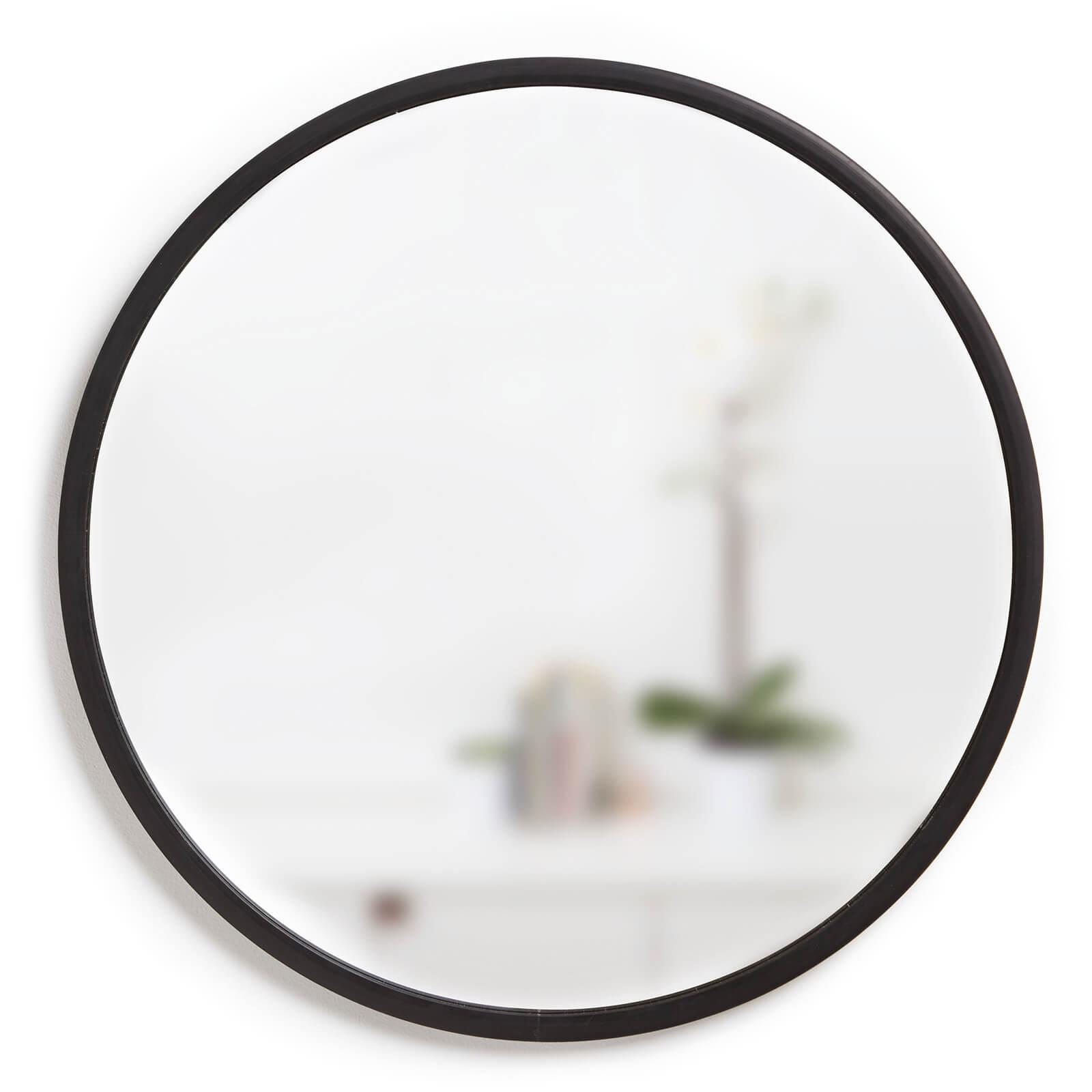 Umbra Hub 61cm Mirror - Black