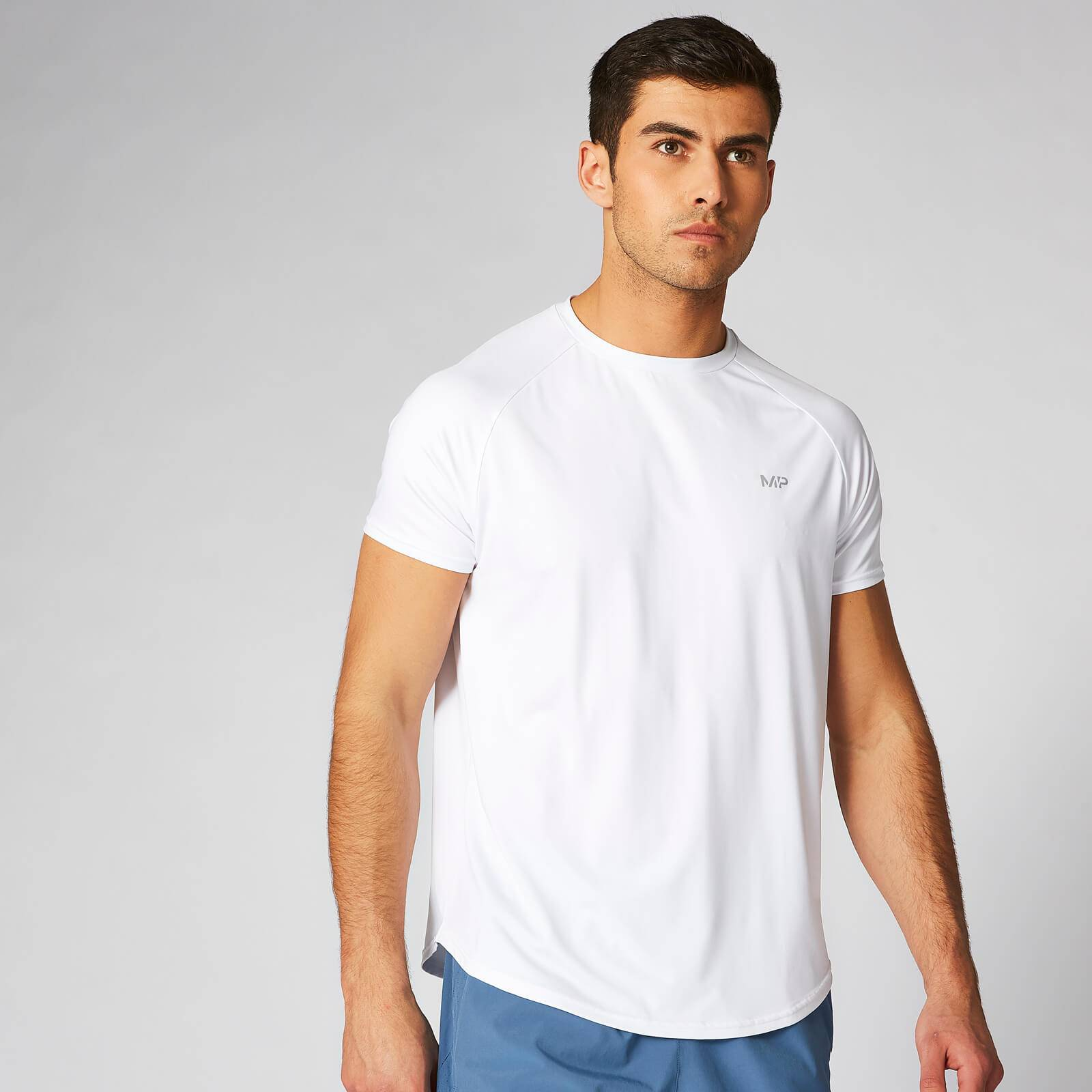 Myprotein Dry-Tech Infinity T-Shirt - White - S