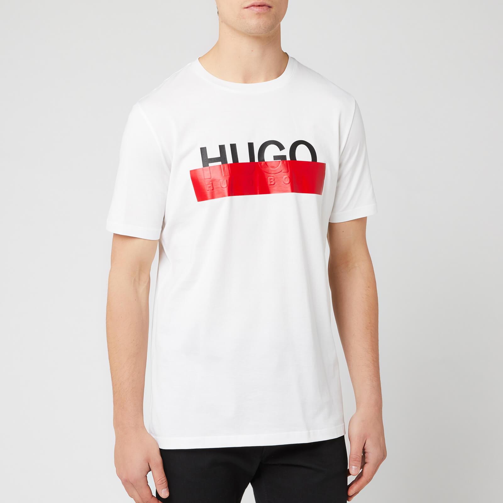Hugo Boss Men's Dolive T-Shirt - White - M