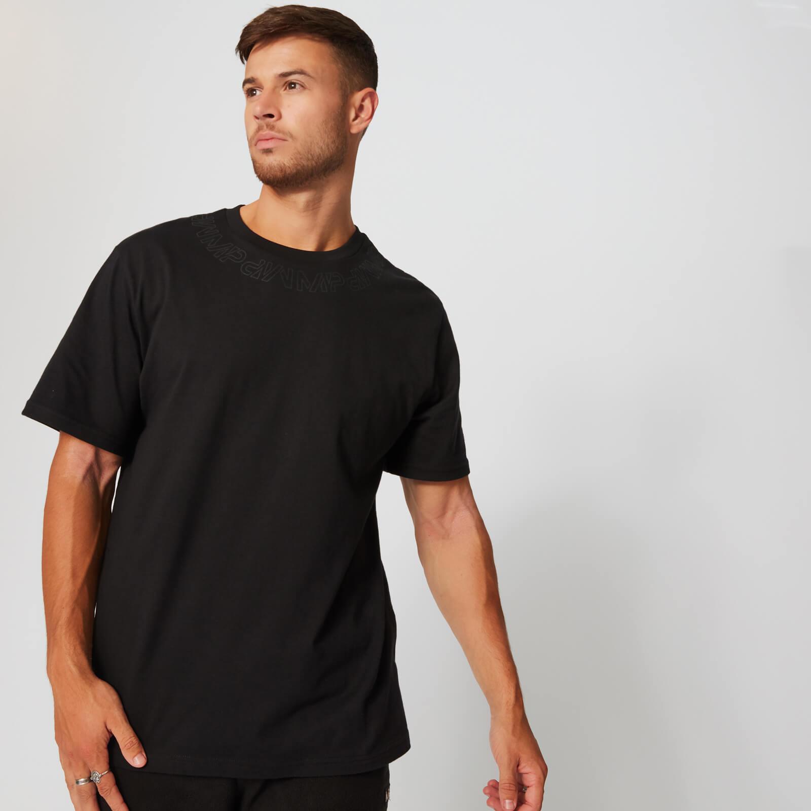 Myprotein MP Neckline Graphic T-Shirt - Black - M