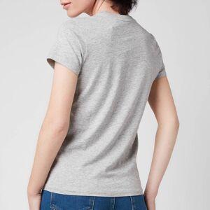 Ralph Lauren Polo Ralph Lauren Women's Short Sleeve Logo T-Shirt - Cobblestone Heather - S