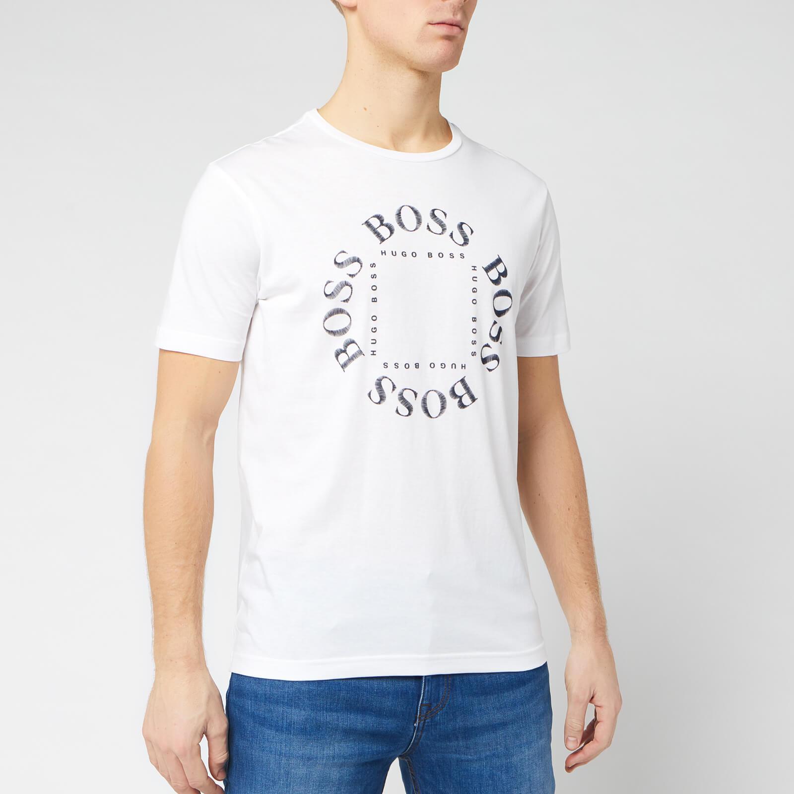 Boss Men's T-Shirt 1 - White - M