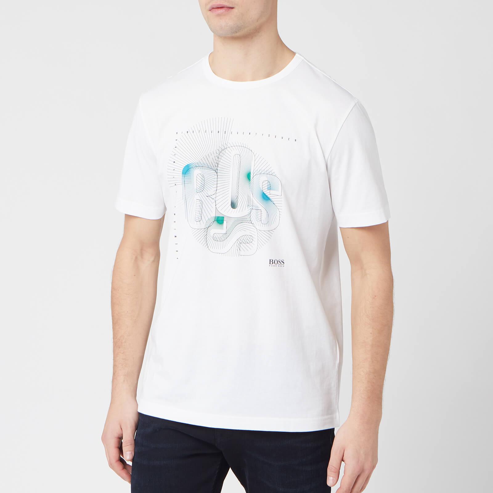 Boss Men's T-Shirt 3 - White - M