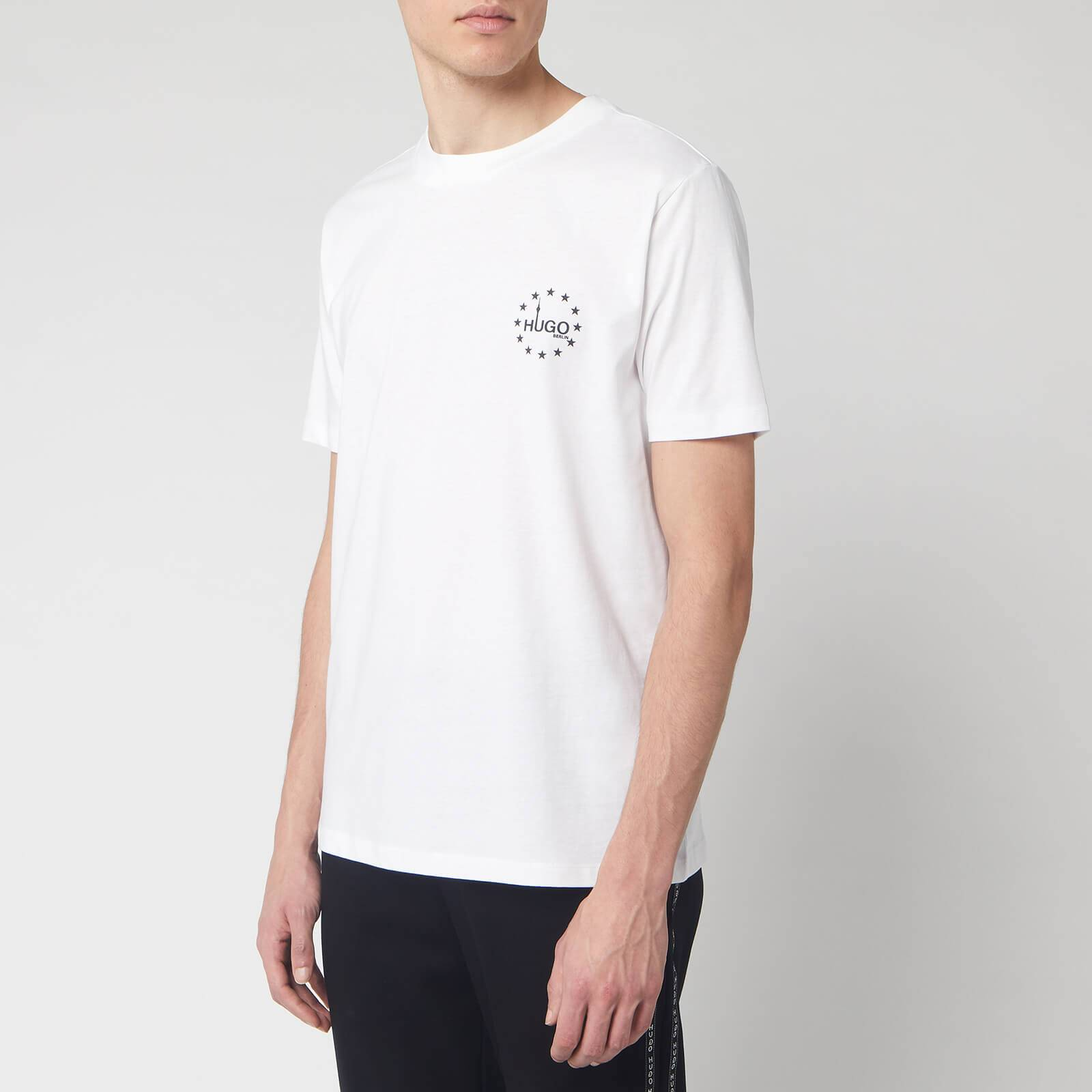 Hugo Boss Men's Dauber T-Shirt - White - L