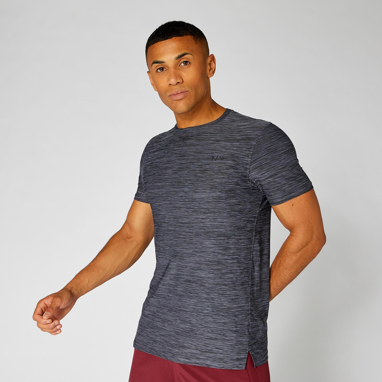 Myprotein MP Dry-Tech T-Shirt - Nightshade Marl - M