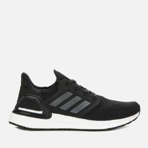 adidas Men's Ultraboost 20 Trainers - Core Black - UK 7