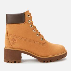 Timberland Women's Kinsley 6 Inch Waterproof Heeled Boots - Wheat - UK 3.5