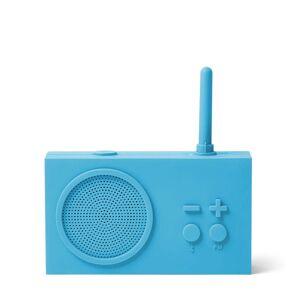 Lexon TYKHO 3 FM Radio and Bluetooth Speaker - Turquoise