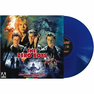 Arrow Records The Zero Boys - Blue Vinyl (1LP)