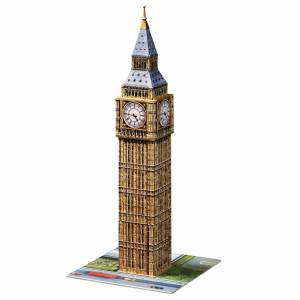 Ravensburger Big Ben 3D Jigsaw Puzzle (216 Pieces)