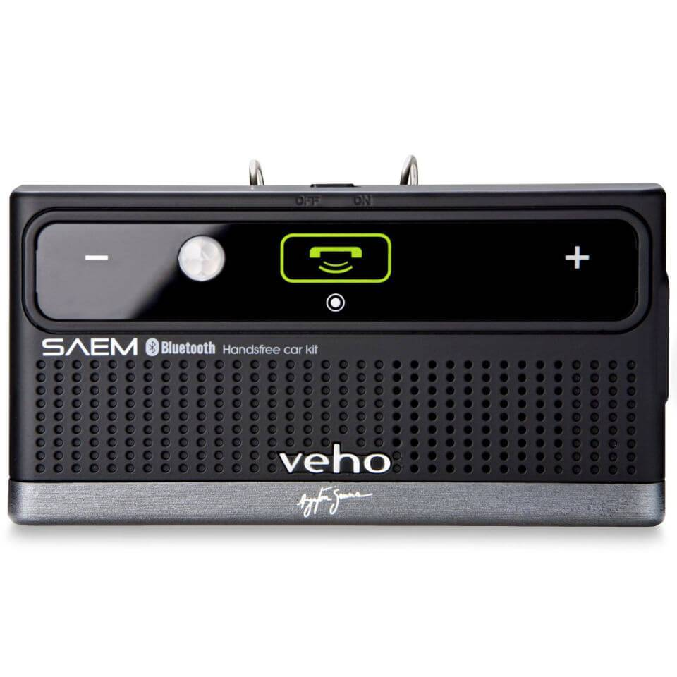Veho Ayrton Senna Signature Collection - S3 Handsfree Speakerphone and Portable Speaker Kit
