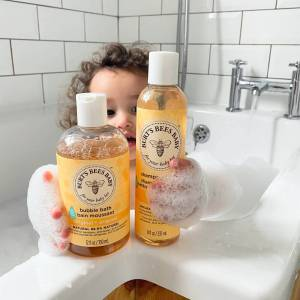 Burts Bees Baby Bee Bubble Bath (350ml)