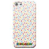 Nintendo Super Mario Toad Pattern Phone Case - iPhone 7 - Snap Case - Gloss
