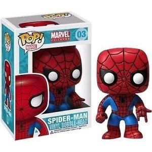 Pop! Vinyl Marvel Spider-Man Funko Pop! Vinyl