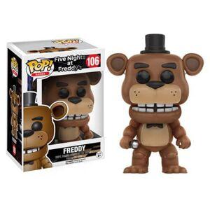 Pop! Vinyl Five Nights at Freddy's Freddy Funko Pop! Vinyl