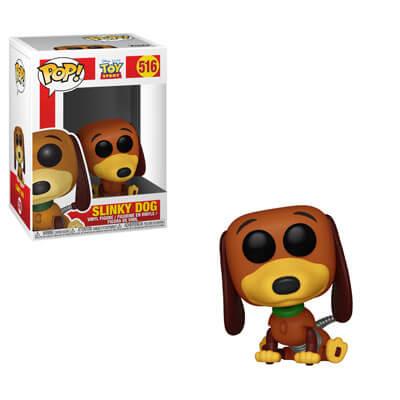 Pop! Vinyl Toy Story Slinky Dog Funko Pop! Vinyl
