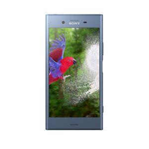 Sony (Unlocked, Blue) Sony Xperia XZ1 Single Sim   64GB   4GB RAM