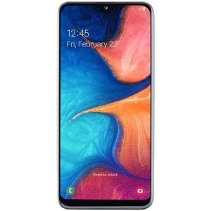 SAMSUNG (Unlocked, White) Samsung Galaxy A20e Single Sim   32GB   3GB RAM