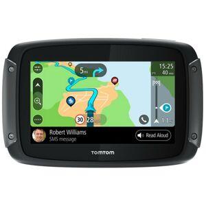 TomTom Rider 550 World Motorcycle GPS SATNAV│World Maps + Speed Camera