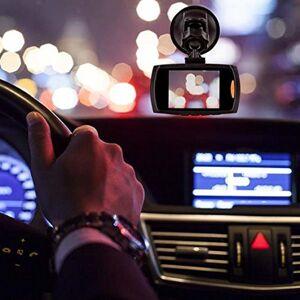 iTek Slimline HD Car Camera with Motion Detection, Auto Ignition Start, Loop Rec