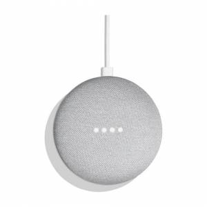 Google (Chalk) Google Home Mini 1st Generation Smart Speaker