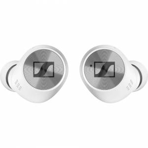 Sennheiser MOMENTUM True Wireless 2 Noise-Canceling In-Ear Headphones (White)