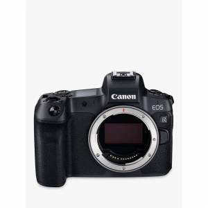 Canon EOS R Mirrorless Camera Body   Full-Frame Camera Body