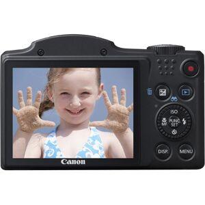 Canon PowerShot SX500 IS Digital Camera - Black (16.0 MP, 30x Optical Zoom)