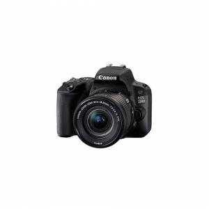 Canon EOS 200D DSLR Camera & 18-55mm f/4-5.6 IS STM Lens Kit - Black