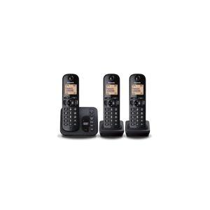 Panasonic TGC223 Trio Digital Cordless Telephone with Nuisance Call Block - KX-T