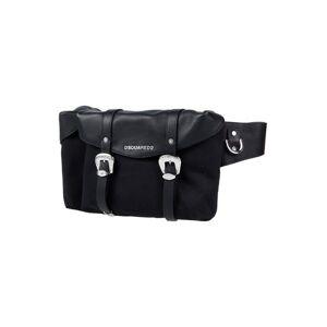 DSQUARED2 Backpacks & Bum bags Man Backpacks & Bum bags Man  - Black - Size: --