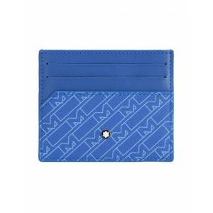 MONTBLANC Document holder Man - Bright blue - --