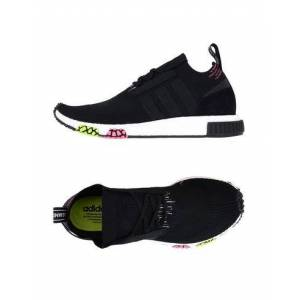 adidas Low-tops & sneakers Man - Black - 10,9.5