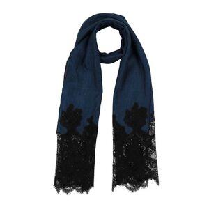VALENTINO GARAVANI Stole Women - Dark blue - --