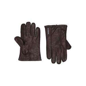 BALDININI Gloves Man - Dark brown - 8.5,9,9.5