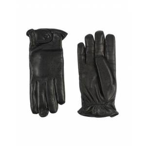 Giorgio Armani Gloves Man - Black - L,XL