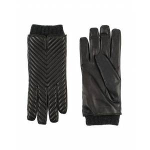 Giorgio Armani Gloves Man - Black - L,M,XL