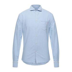 40WEFT Shirt Man - Sky blue - L
