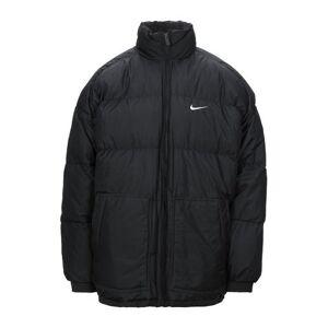 Nike Down jacket Man Down jacket Man  - Black - Size: Large