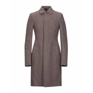 BALENCIAGA Synthetic Down Jacket Man - Dark brown - 38,40
