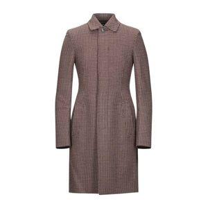 BALENCIAGA Synthetic Down Jacket Man - Dark brown - 40