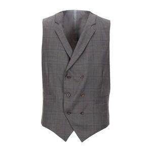 KITON Waistcoat Man - Dark brown - 36