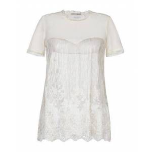RELISH T-shirt Women - Beige - XS