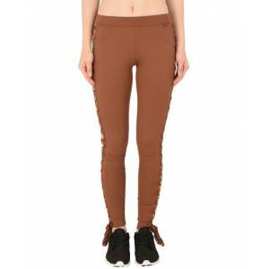 Puma Leggings Women - Brown - L,M,S