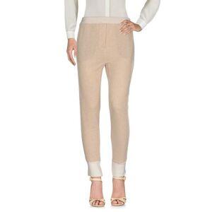 8PM Casual trouser Women Casual trouser Women  - Beige - Size: Large