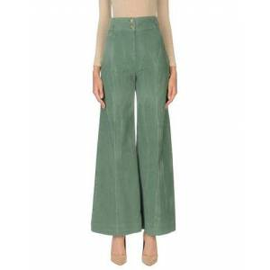 GUCCI Casual trouser Women Casual trouser Women  - Emerald green - Size: 23,24,25,26,27,29,30