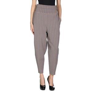 STELLA McCARTNEY Casual trouser Women Casual trouser Women  - Blue - Size: 12,8