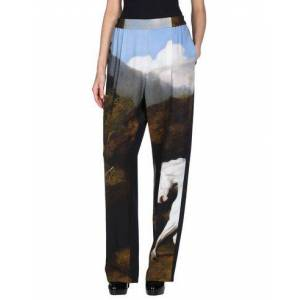STELLA McCARTNEY Casual trouser Women Casual trouser Women  - Black - Size: 12,6