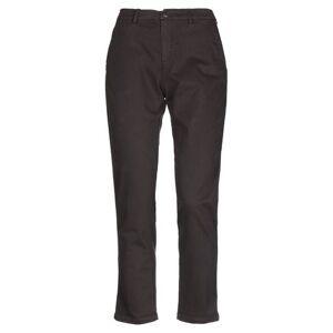 40WEFT Casual trouser Women - Dark brown - 10,12